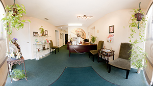 Fort Myers Acupuncture and Massage Location - Lobby